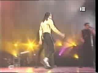 Michael Jackson Dangerous Tour Especial Canal 13 DWT Argentina