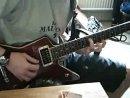 Morrowind guitar cover