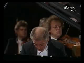 Шуман - фортепианный концерт (Д.Баренбойм - С.Челибидаке)
