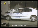 Crash Test NISSAN PRIMERA
