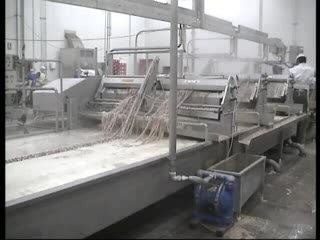Автоматические линии для обработки черевы КРС