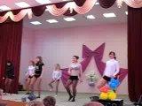 БМК танец на  последний звонок
