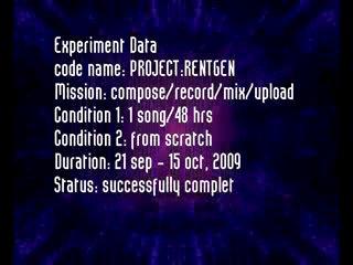 Purple Fog Side - Project:Rentgen (2010) trailer