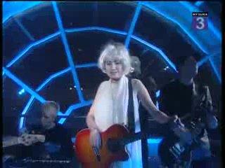 Земфира - Синоптик (ТВ-6 Новый год, 1 января 2000)