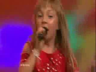 JESC 2003. Ольга Сацюк - Танцуй