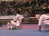 Unsu + Bunkai @ 2007 WKF worldchampionships