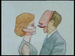 Поцелуй психоделический мульт