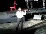 Я на концерте Альберта Ассадулина.