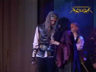 Рок-опера Дорога без возврата по мотивам саги А. Сапковского - ESSE - Башня Чайки (клип)