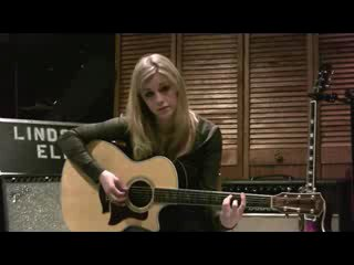 Avril Lavigne Alice Official Soundtrack Alice in Wonderland Cover by Lindsay Ell