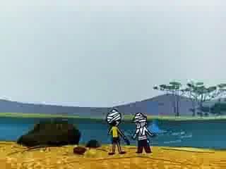 Болек и Лёлек путешествуют по свету / 2. По следам бенгальского тигра