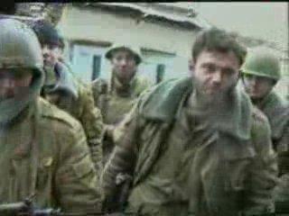 Шевчук в Чечне