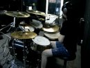 The Bridges I Burn - Drums in studio 2