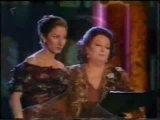 Montserrat Caballe & Montserrat Marti - Duetto di due gatti (Rossini)