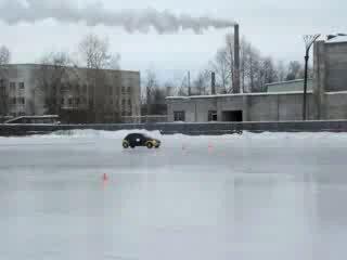 Фигурное катание на Форд ка (Ford KA)