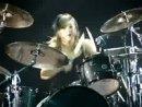 Skillet Jen Ledger Drum Solo Davenport Iowa