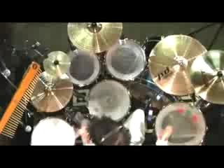 BlackBull Prodaction изнутри... часть восьмая Fall Out Boy Extented Drums... by Strellson...