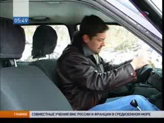 Тест-Драйв телеканала Россия Иж-2126