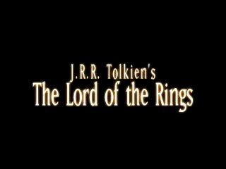 Lord of the rings - Fun Trailers