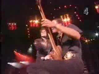 Bad live Dangarous tour Munich 1992