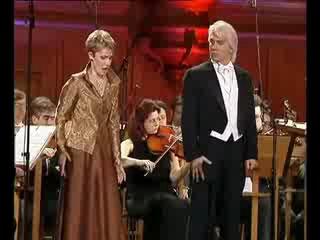 Marina Domashenko Dmitri Hvorostovsky - Zachem ty - The Tsar's Bride