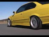 DTM Power BMW M3 Power Yellow BWM M3