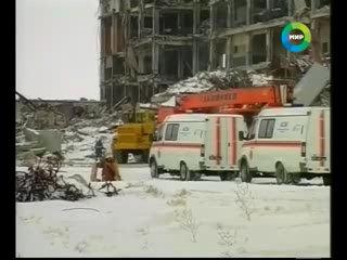 Балхаш-9. Обрушение станции Дарьял.