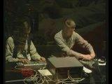 Pan Sonic, C.M. von Hausswolff, Erkki Kurenniemi - live at Kiasma Theatre, Helsinki, November 21, 2002