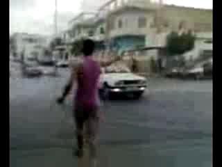 ☾★ Арабский водила отжог!! ☾★