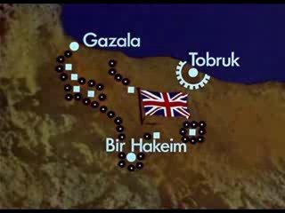 Мир в войне. Пустыня. Северная Африка. 9 серия