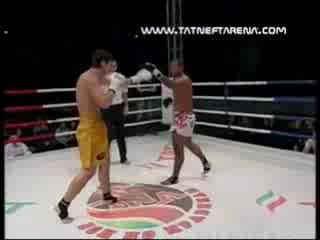 Артем Вахитов (Татарстан, Казань) VS Saiseelek Nor-Seepun (Тайланд)