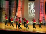 Neutral Zone Adults (Mexico) @ World Hip Hop Championships 2009.avi