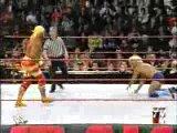 Ric Flair vs. Hulk Hogan