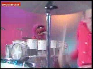 Animal-Frank Oz-Ronnie Verrell VS Buddy Rich . Battle ( full )