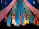II Отчетный концерт студии восточного танца Цветы востока