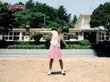 Korean Dancing Girl