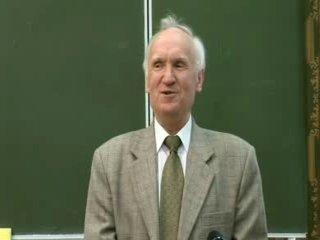 Лекция профессора профессора МДАиС Алексея Ильича Осипова «Созидательная роль молодежи»
