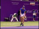 DOHA 2009. Azarenka-Wozniacki