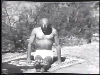 Йога от Кришнамачарьи. 1938г.