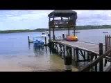 Фиджи-отель и море