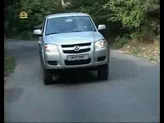Тест-драйв - Mazda BT-50 SsangYong Actyon Sports Mitsubishi L200