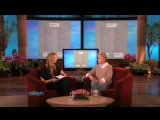 Lisa Kudrow helps Ellen DeGeneres uncover some information about her own family tree!