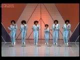 The Jackson 5 и маленькая Джанет Джексон Tribute to Groups Carol Burnett Show 1975 год