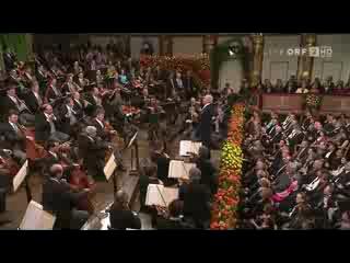 Иоганн Штраус Марш Радецкого для аплодисментов с оркестром