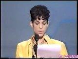 Prince SOUL American music '94