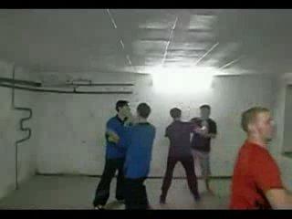 Хмельницкая Группа изучения Вин Чун - Старое видео