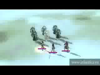 Видео_Обновление промо-сайта www.atlantica.ru