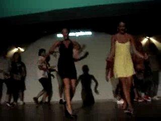 Georgian Dance Kartuli Sukhishvilebi, dancing on Jackson (Elaborate Entertainment)