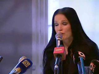 Пресс-конференция Tarja Turunen после увольнения из Nightwish