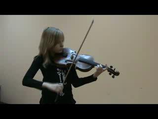 обр.А.ГриншпунРумынская народная мелодия